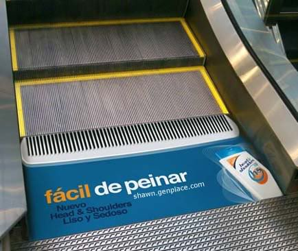 Escalator Advertising
