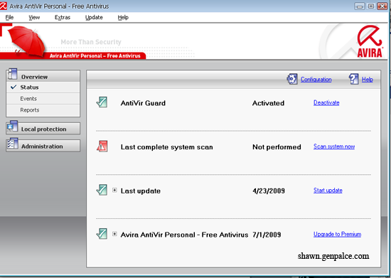 Download avira free antivirus v9. 0. 0. 415 afterdawn: software.