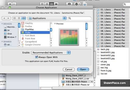 Play FLAC in Mac