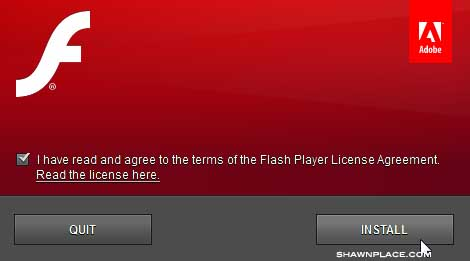 Direct Download Adobe Flash Player V11