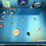 Reinvent your desktop to 3D desktop