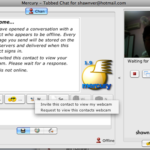 Mac Messenger For OS X -webcam support-