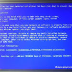 Free BlueScreen Screen Saver Download