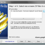 Software for Repairing Zip archive files Download