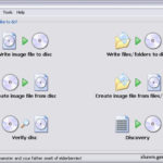 Free CD/DVD Burner ImgBurn 2.5.1.0 Download