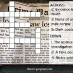 The Solution of Nick Chase Crossword(iPod/iPhone version)